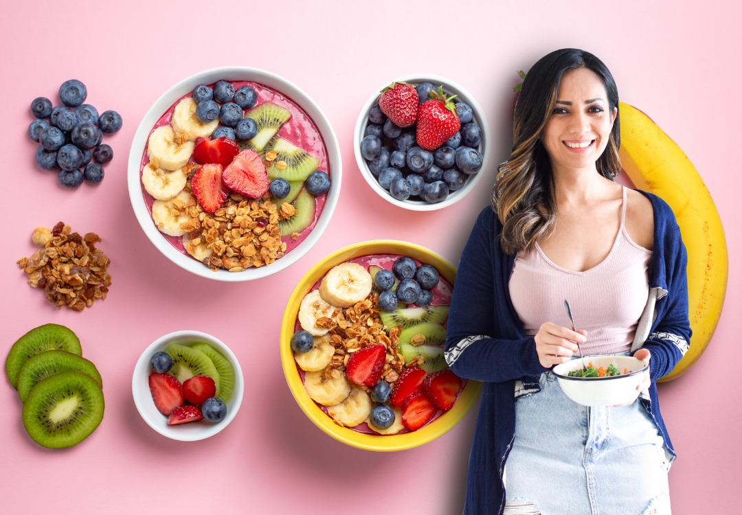 Smoothies y smoothies bowls