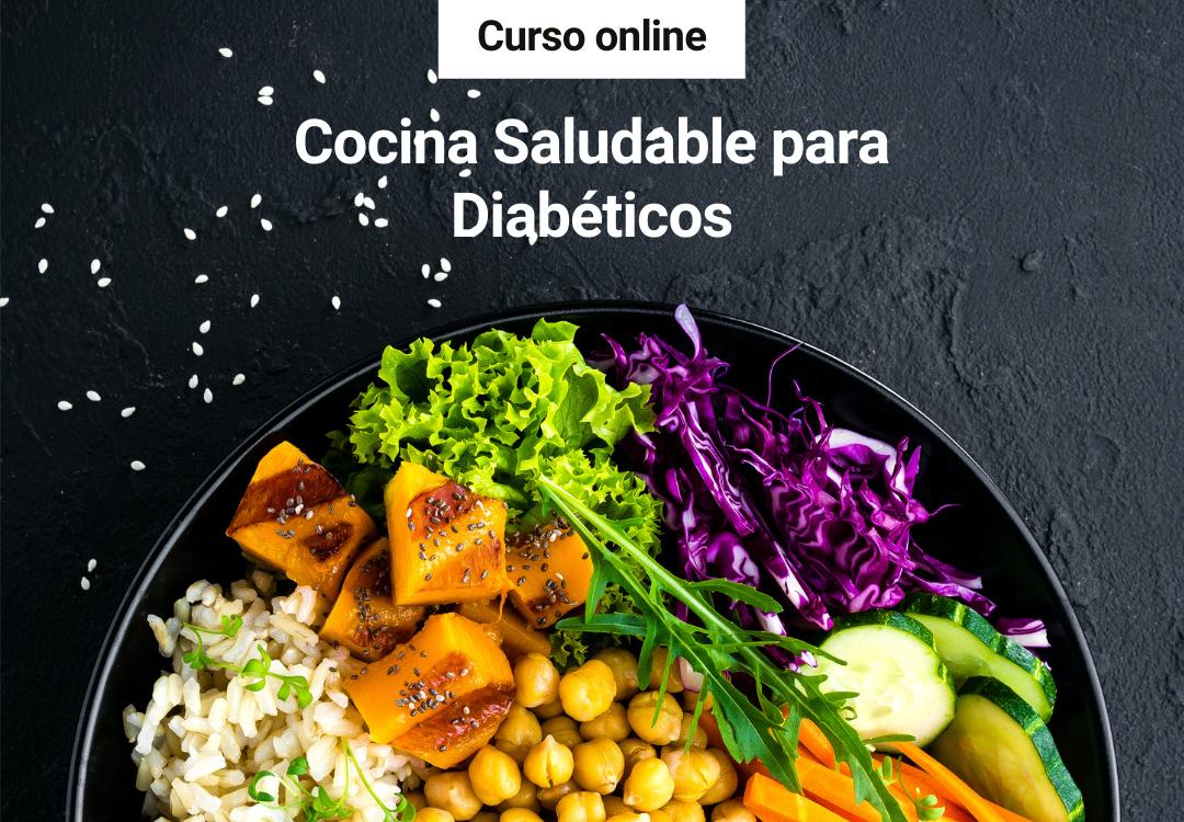 Cocina saludable para diabéticos
